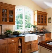Tile Backsplash Ideas For Cherry Wood Cabinets Home by Best 25 Kitchens With Cherry Cabinets Ideas On Pinterest Cherry