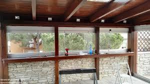 veranda a libro realizzazione verande roma vetreria gianni giusti