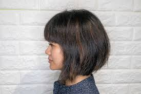 bobs for coarse wiry hair this doctor with wavy hair loved getting haircuts and c curl