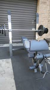 iron grip strength weight bench workouts bench decoration