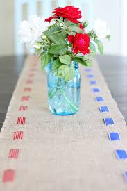how to make burlap table runners 19 diy tutorials