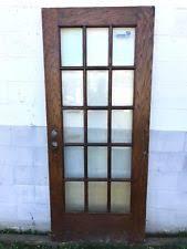leaded glass french doors beveled glass door ebay