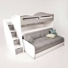 White Futon Bunk Bed Futon Bunk Beds Kulfoldimunka Club