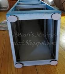 Using Kitchen Cabinets For Home Office Mismatched Metal File Cabinets Get A Makeover 002 Scavenger Chic