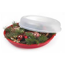 Christmas Decoration Storage Containers sterilite 24