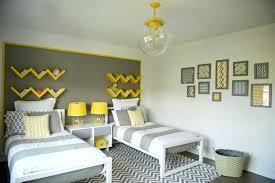 deco chambre gris et awesome chambre grise et jaune images design trends 2017