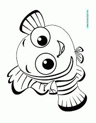 disney coloring pages nemokids coloring pages