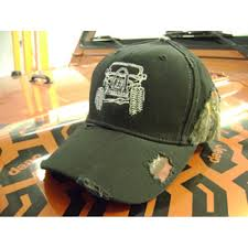 Jeep Hat Addiction Cap With Camo Worn Out Look Jeep Addiction