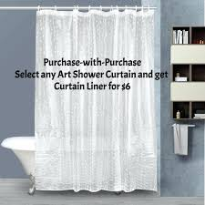 Plastic Shower Curtain Rod Clear Plastic Shower Curtain Rod Cover Liner Curtains Vandysafe