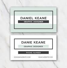25 belas ideias de business card template word no pinterest