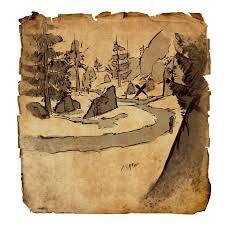 Khenarthi S Roost Treasure Map 1 Ayinmaiden Productions Elder Scroll Online Treasure Maps