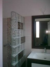 brique de verre cuisine carreaux de verre pour salle de bain inspirations avec cuisine