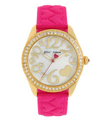 betsey johnson accessories watches dillards com