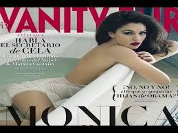 Monica Bellucci Vanity Fair Mónica Bellucci Portada De Vanity Fair Youtube