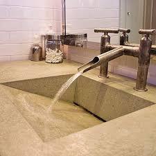 Cement Bathroom Sink - best 25 concrete sink ideas on pinterest concrete sink bathroom