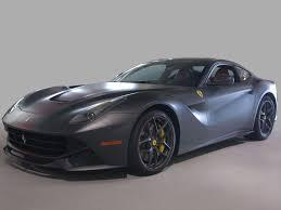 matte black maserati 2014 ferrari f12berlinetta ferrari maserati of atlanta classic