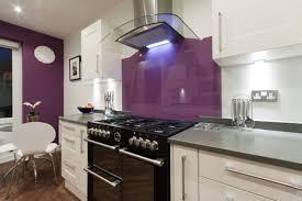 kitchen glass tile kitchen backsplash purple kitchen black and