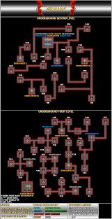 Phantasy Star Maps Skure The Towns Of Dezo And The Esper Trinixx U0027s Dezo 2 0