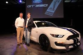 carroll shelby ford mustang shelby gt350 just a start says carroll shelby s grandson shelby