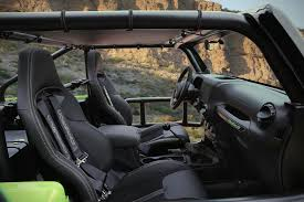 new jeep wrangler 2017 interior 2017 jeep wrangler trailcat concept hiconsumption
