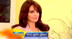 what color garnier hair color does tina fey use video tina fey is dead serious still lovable in garnier hair
