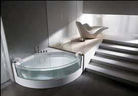 transparent bathtub unique tubs for bath time pleasures