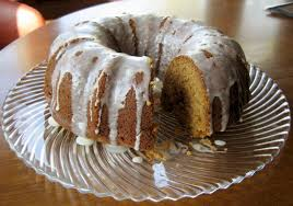super moist pumpkin buttermilk bundt cake whipped