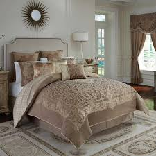 Waterford Bogden King Comforter Waterford Bedding Martha Stewart Collection Bedding Gated Garden