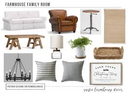 family room floor plans remodelaholic create a farmhouse family room how to style an