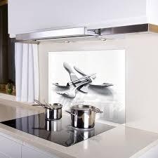 credence de cuisine en verre kozeodeco crédence de cuisine en verre achat vente ecran anti