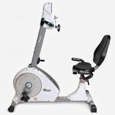 Recumbent Bike Under Desk by Exercise Bike Zone Velocity Exercise Chb Rgk862r Dual Motion