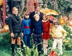 with ostrum who played willy wonka s