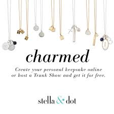 create your own necklace amanda s online stella dot party smore newsletters
