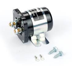 amazon com pac pac 200 200 amp relay battery isolator car