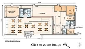 Small Restaurant Floor Plan Drive Thru Fota Retail Business Park Fota Retail Business Park