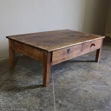 ash coffee table with drawers 15 best collection of ash coffee table