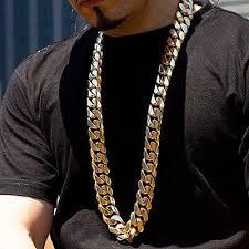 solid gold chain necklace images 1 5 kilo miami cuban link chain 14k solid gold necklace acc jpeg