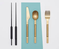 cool flatware six designers create cool cutlery for valerie objects