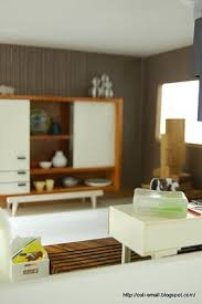 Modern Doll House Furniture by 34 Best 01 Modern Miniature Houses Images On Pinterest