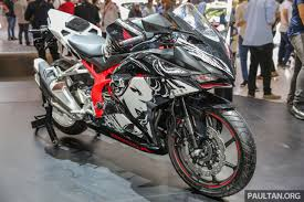 cbr bike show giias 2017 2017 honda cbr250rr special edition indonesia
