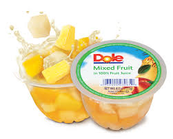 dole fruit bowls schools