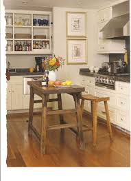 kitchens with small islands busline little space small kitchen island ideas butcher block undermount