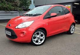 ford ka 1 2 zetec 3dr in red 2009 for sale at lifestyle ford