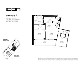 icon south beach cwv realty floor plans