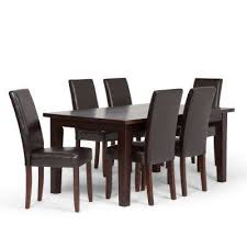 kitchen dining chairs wood dining chairs kitchen dining room furniture the home depot