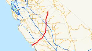 Cambria Ca Map California State Route 41 Wikipedia