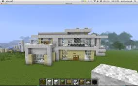 modern house building minecraft u2013 modern house