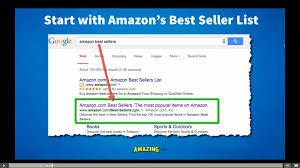 amazon best seller ranking 0 to 100k moses yoon