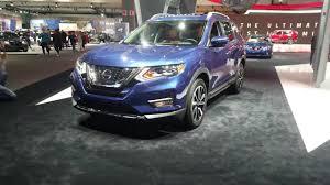 Nissan Rogue Platinum - first look 2017 nissan rogue sl platinum reserve youtube