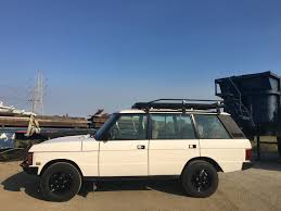 land rover classic 1995 range rover classic lwb rolling projects
